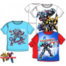 Kinder-T-Shirt, Top- Transformers 3-8 Jahre