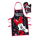 DisneyMinnie Women's apron set of 2