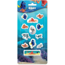 Eraser 12-Piece Set for Disney Nemo and Dory