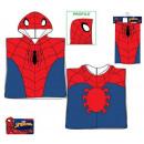 Spiderman , Spider-Man Beach Towel Poncho 50 * 100