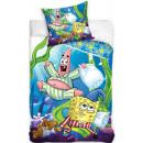 Linens Spongebob , SpongyaBob 160 × 200cm