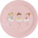 groothandel Stationery & Gifts: Little Dancer-papierlade 8 stuks 18 cm