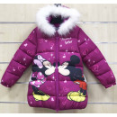 Kids lined jacket for Disney Minnie 3-8 years