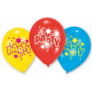 Party balloon with balloons 6 pieces