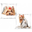 Dog, The Dog pillowcase 40 * 40 cm