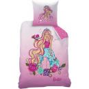 hurtownia Posciel & materace: Pościel Barbie 140 x 200 cm, 63 x 63 cm