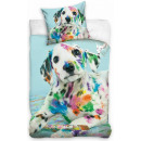 Dog, The Dog bed linen 140 × 200cm, 70 × 80 cm