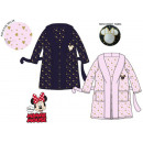 DisneyMinnie Children's bathrobe 3-8 years