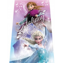 Plüss takaró  Disney Frozen, Jégvarázs 100*150cm
