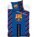 FCB, FC Barcelona bed linen cover 140 × 200cm, 70x