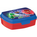 Großhandel Geschenkartikel & Papeterie:-Sandwich-Box-PJ Masken, Fisch-Helden