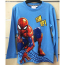 Spiderman kid long sleeve t-shirt 2-7 years