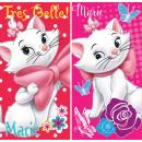 grossiste Articles sous Licence: Disney Marie chat,  bain Kitty serviette serviette