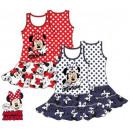 Children's summer clothes Disney Minnie 3-8 ye