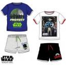Star Wars 2-częściowy zestaw 4-10 lat