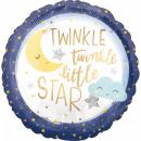 Twinkle , Twinkle , little star Foil balloons 43 c