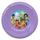 Disney Fairies , Qingling Deep Plate, Plastic 3D