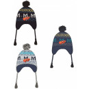 Kid's knit hat Disney Cars
