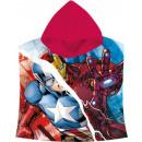 Avengers , Runaway towels poncho 60 * 120cm