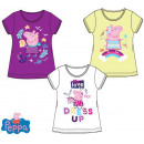 Kinder T-Shirt, Top Peppa Pig 3-8 Jahre