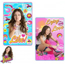 Fleece Blanket  Disney Soy Luna 100 * 150cm
