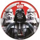 Star Wars Paper Plate 8-delig 23 cm