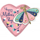 Szczęśliwego dnia matki Balony foliowe