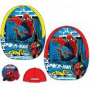 ingrosso Prodotti con Licenza (Licensing): Spiderman, 52-54cm  berretto da baseball dei bambin