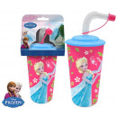 grossiste Articles sous Licence: Ventouse 3D Disney frozen , Ice Magic