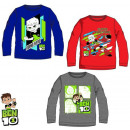 Kid's Long Sleeve T-shirt Ben 10 for 3-8 years