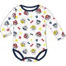 Body dla niemowląt Psi Patrol (62-86)
