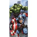 Avengers , Sweats bath towel, beach towel