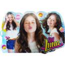 Mat Disney Soy Luna 3D