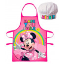 wholesale Licensed Products: DisneyMinnie Children's apron set of 2