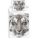 Pościel tygrys 140 × 200 cm, 70 × 90 cm