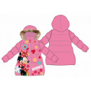 DisneyMinnie kid lined jacket 3-8 years