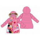 DisneyMinnie kurtka z podszewką dla dzieci 3-8 lat