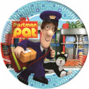 wholesale Gifts & Stationery: Postman Pat, Postman Pat Pattern Paper 8 ...
