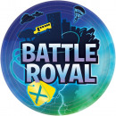 Battle Royal Paper Plate 8 pcs 22.8 cm