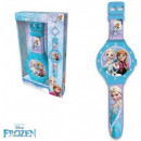 relojes de pared Disney Frozen, congelado 47cm