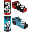 Children socks secret Star Wars 23-34