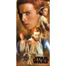 Star Wars ręcznik kąpielowy, ręcznik plażowy 70 *