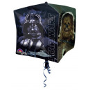 Star Wars Foil Balloons Cube 38 cm