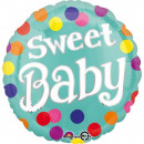 Sweet Baby Foil balloon 43 cm