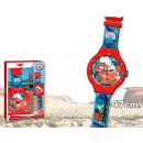 Relojes de pared Disney Cars, Cars 47cm
