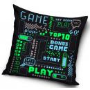 Poduszka dla gracza, poduszka dekoracyjna 40 * 40