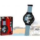 Wall Clock Star Wars 47cm