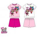 ingrosso Ingrosso Abbigliamento & Accessori: LOL Surprise kid è breve pigiama 5-10 anni