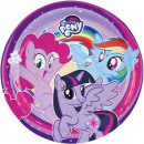 My Little Pony Paper plate 8 pieces 23 cm