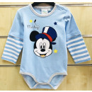 Baby body, overalls DisneyMickey 1-23 months